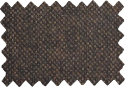 Tweed Rock Schwarz-Braun (Birdseye)